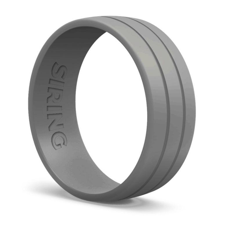 Силиконовое Кольцо Siring Duolite Кварцевый
