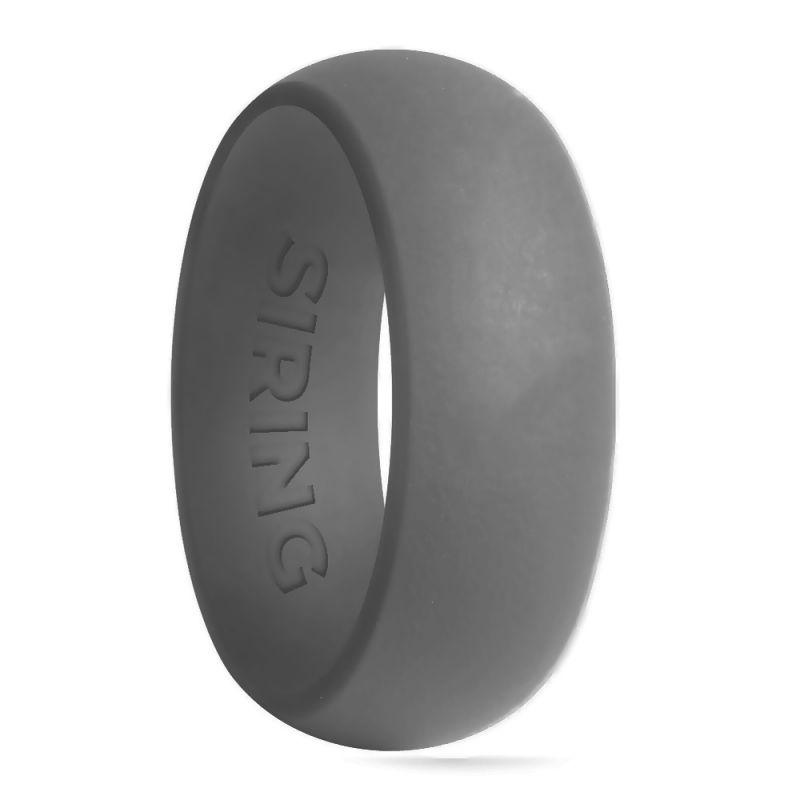 Силиконовое Кольцо Siring Solid Серый