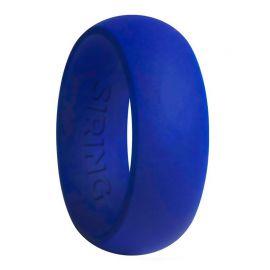 Силиконовое Кольцо Siring Solid Синий